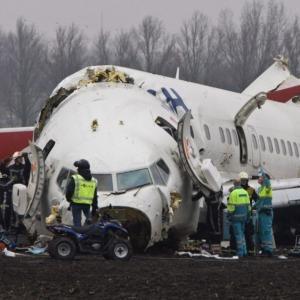 Почему падают наши самолёты?