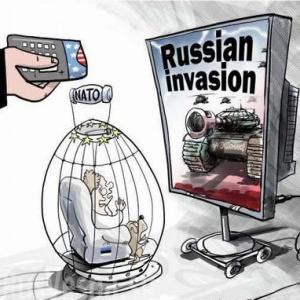Что США прикрывают «русской угрозой»